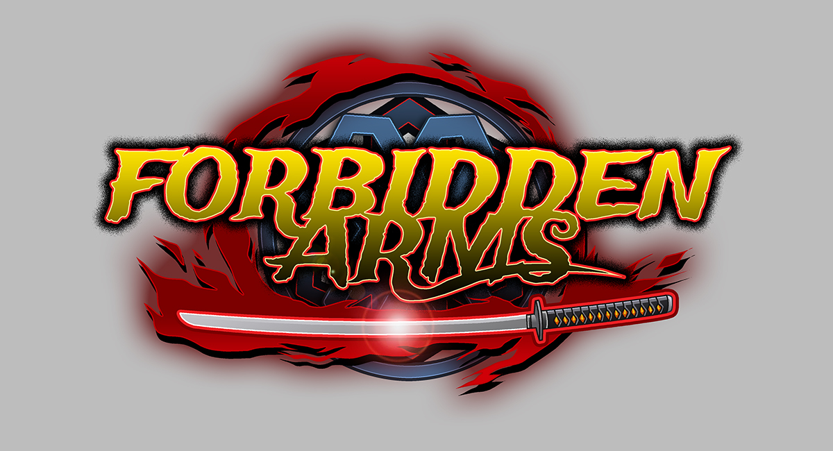 Forbidden Arms  Logo by manikangludz