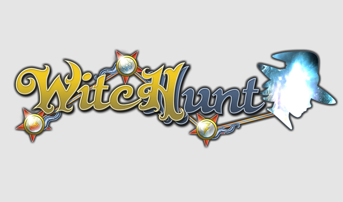 Witch Hunt Logo by manikangludz
