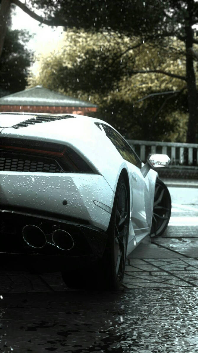 Lamborghini Huracan Phone Background By Adrianill3000 On Deviantart