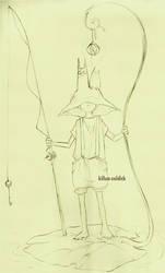 Spirit Fishing by Killua-Zoldick