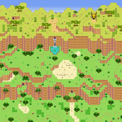 Random Cliff-Based PMU Map by HawkIucha