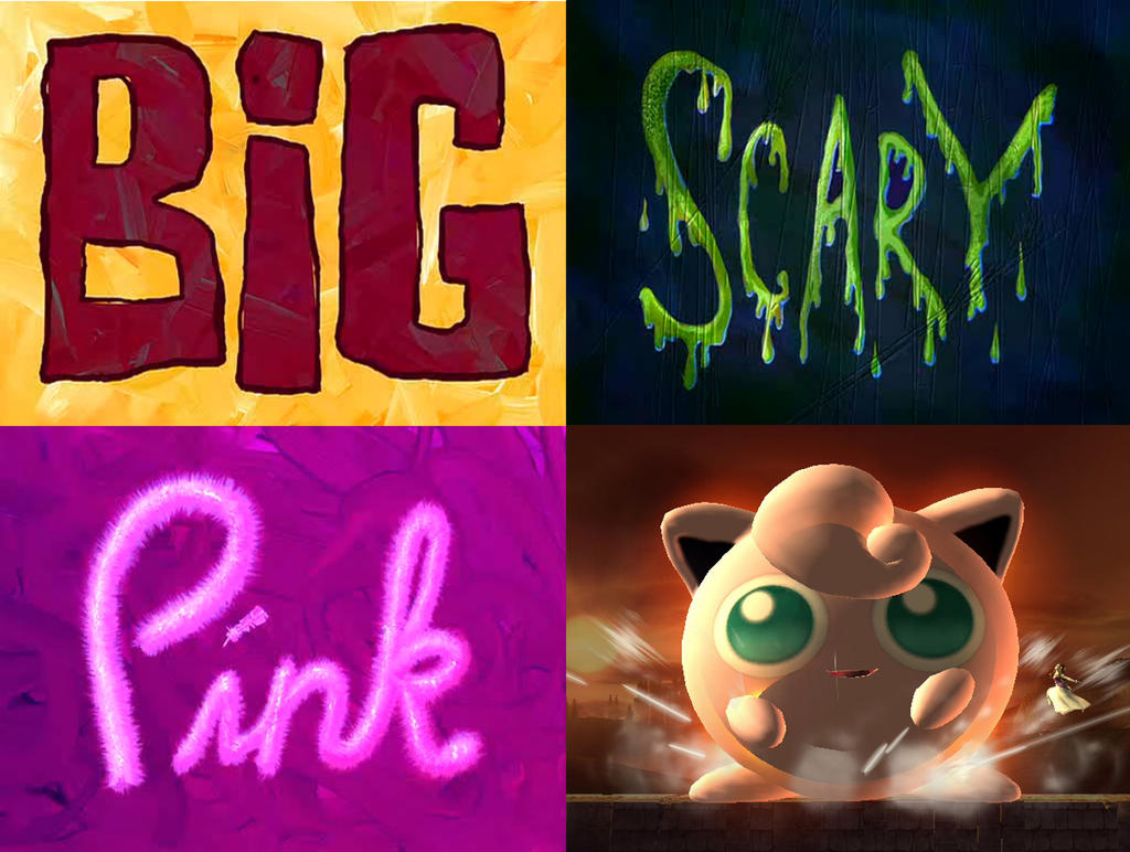 Big Scary Pink Spongebob Related Keywords Suggestions Big Scary