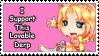 G: SkittleBittle Support Stamp by LightningStrike83