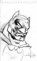 uncle batman sketch