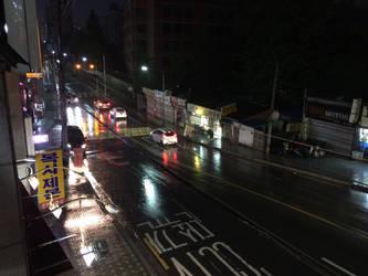 Rainy Night by sh20000sh