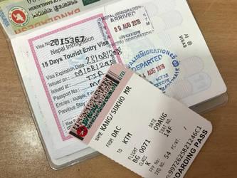 Passport by sh20000sh