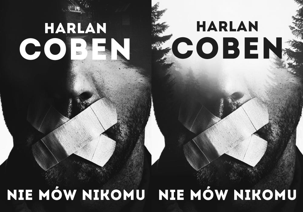 Book cover Nie mow nikomu by stupid-owl