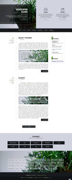 Blogger template Smooth
