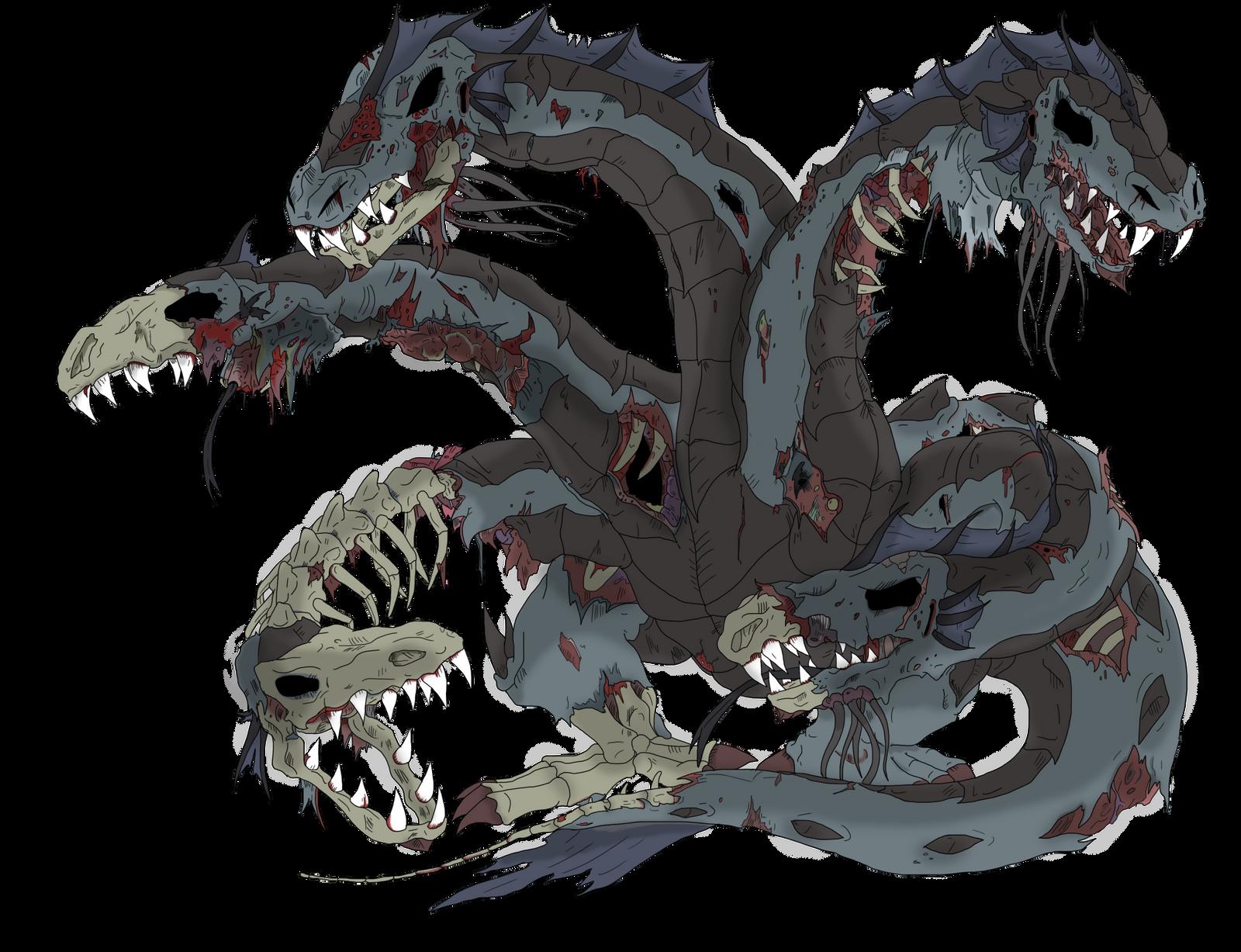 Zombie hydra