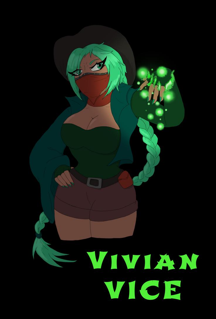 Vivian Vice for Vio by scrap-paper22