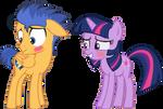 How Twilight and Flash met