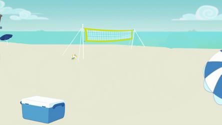 Mlp beach background