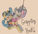 MLP/GF: Grappling Hook!