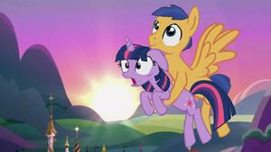 Mlp Flashlight 'Flying'