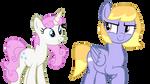 Request: Twinkleshine spots Cloud Kicker by twilightsparkle0428