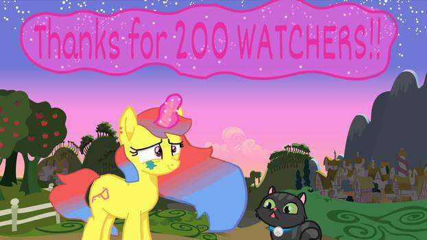 200 Watcher Special