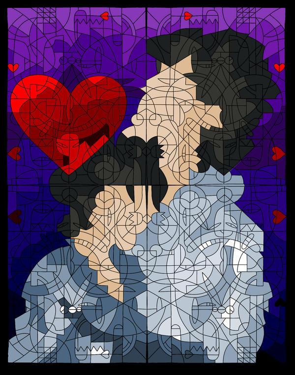 L.O.V.E. LOVE by Initta