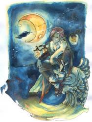 moon lantern festival - vale by morore