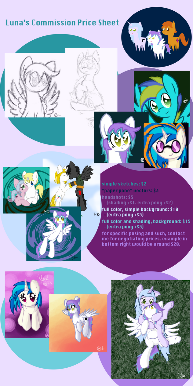 Commissions Info by lunaismostkawaii