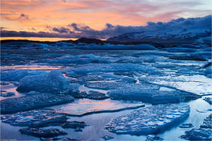 Magic Iceland by Aphantopus