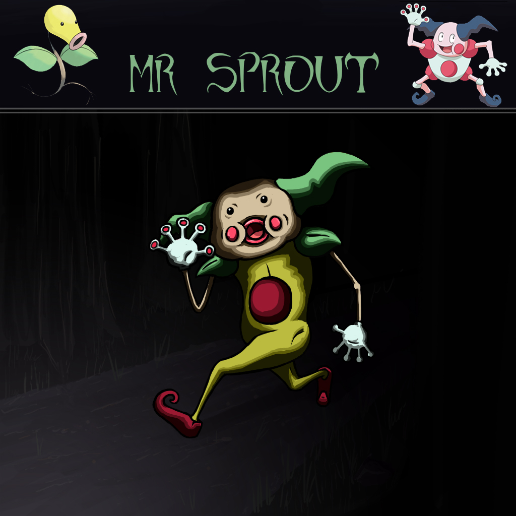 Mr Sprout by fullhex