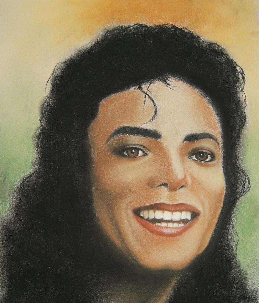 Michael Jackson by AmaniWarrington