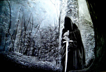 Nazgul by AmaniWarrington
