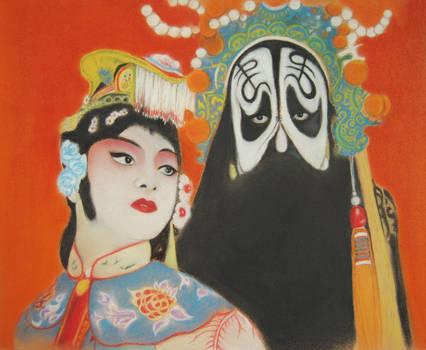 Farewell My Concubine by AmaniWarrington