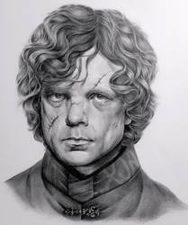 Tyrion by AmaniWarrington