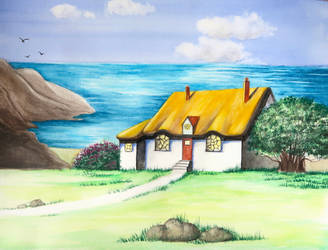 Cottage Of Lost Play by AmaniWarrington