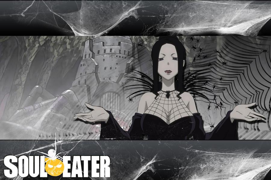 Soul Eater Arachne And Giriko Arachne Soul Ea...