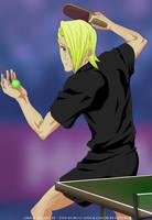 kira Izuru Ping Pong by DrLinuX