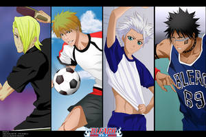 Bleach Sports by DrLinuX