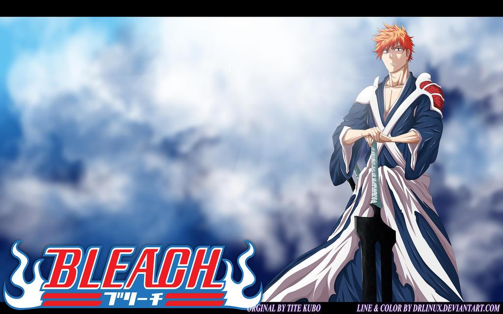 Bleach 591 Kurosaki Ichigo by DrLinuX