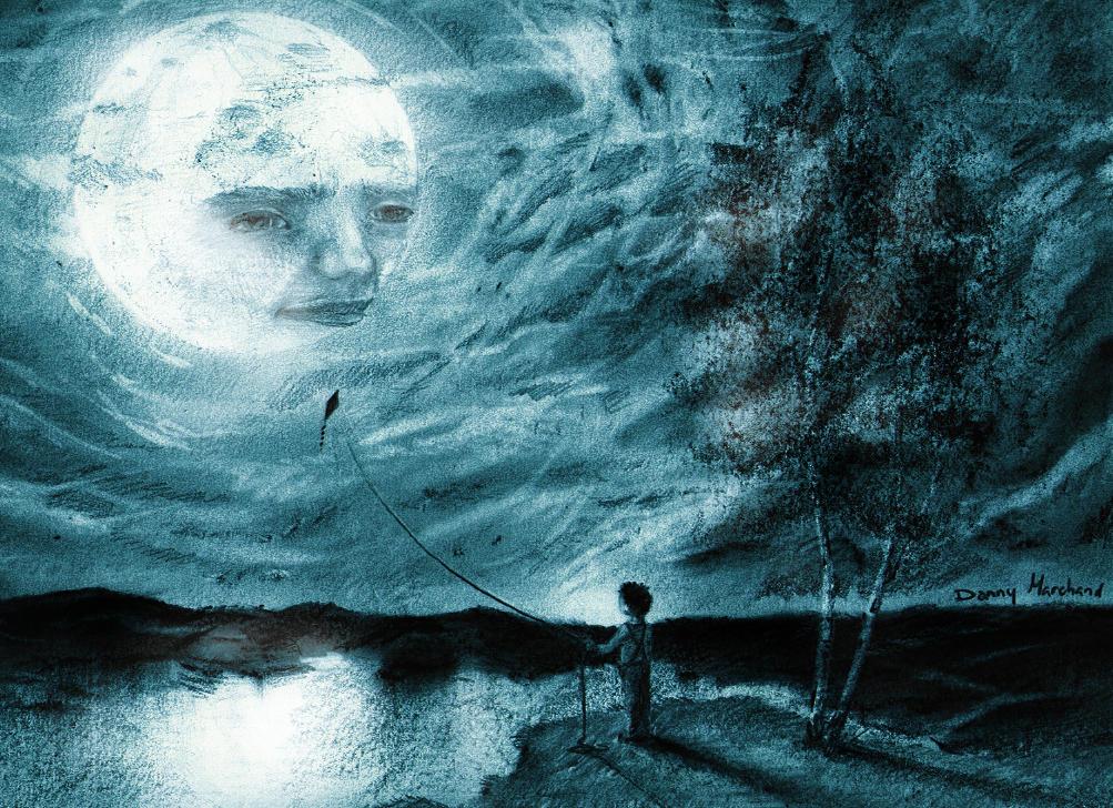 moon. luna