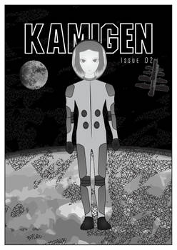 Kamigen Issue 02 Cover