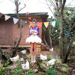 chicken carnival party