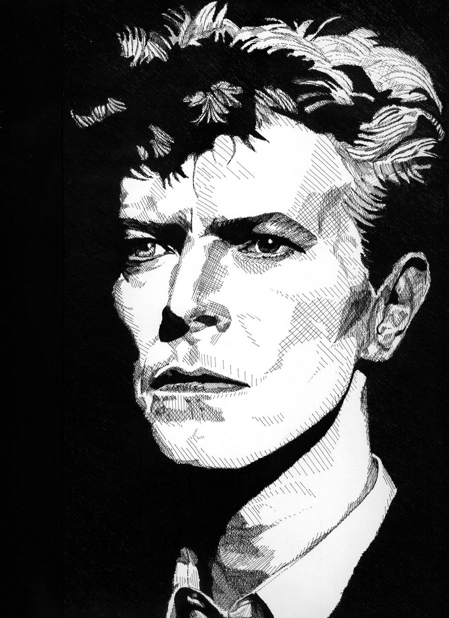 David Bowie by GotikHouse