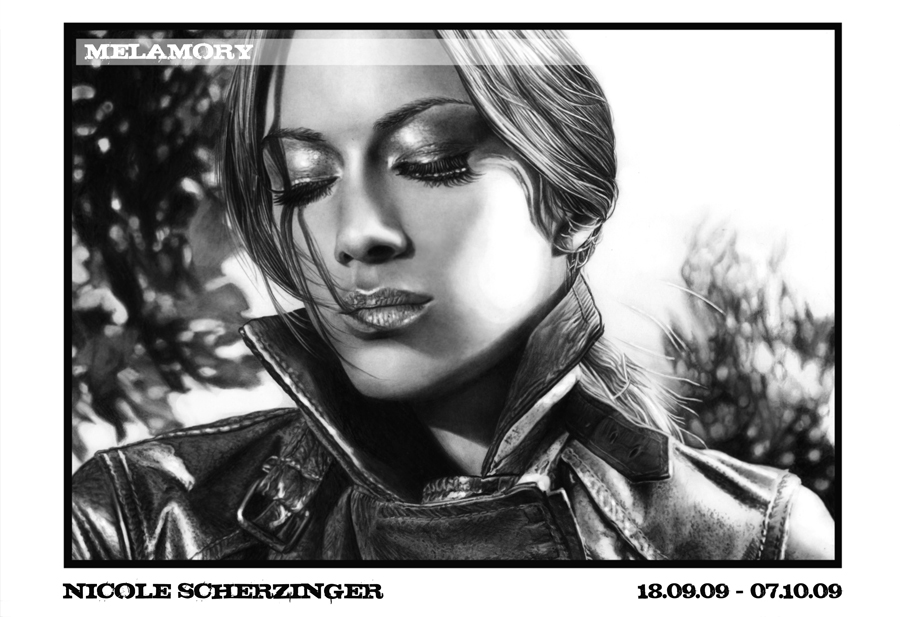 Nicole Scherzinger by FairyARTos