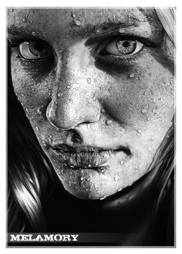 Blob on face by FairyARTos