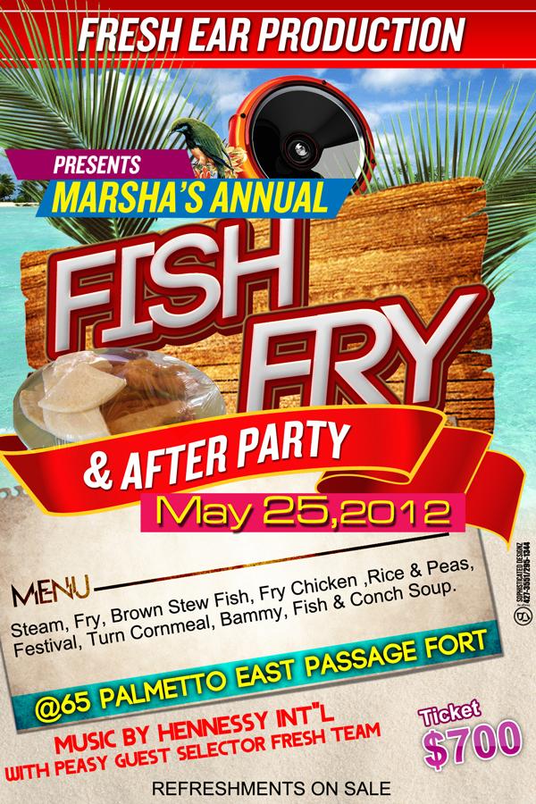 Fresh Ear Fish Fry By Vaughn23