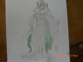 Queen Frasinella by shadow-hobo07