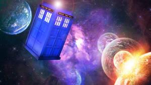 TARDIS wallpaper