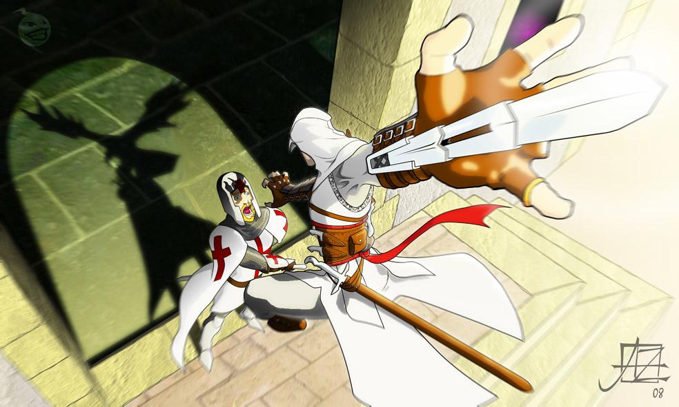 Assassin-S-kills 2.0 Colour by DAaZ-Land