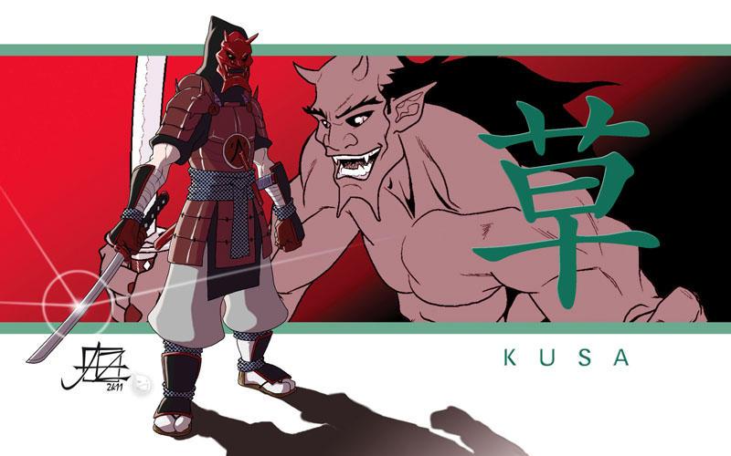 KUSA -  Wallpaper