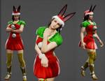 Christmas themed Velvet