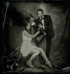 Bonded couple
