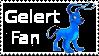 Gelert Fan Stamp by Dei-chan-luv