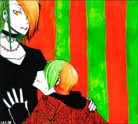 Stripe Blind by i-s-p