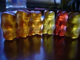 Gummies in line by Johhy